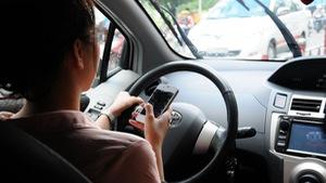 87% thanh niên Việt gặp nạn vì không tập trung khi lái xe