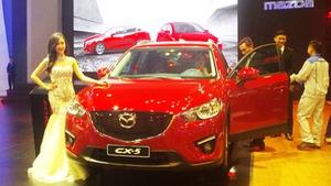 Thaco giảm giá xe Mazda CX-5 còn 802 triệu