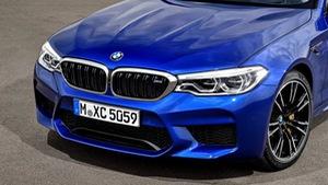 Đánh giá BMW M5 mới: nhanh hơn, sống động hơn