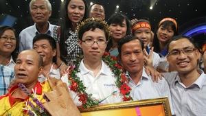 Quán quân Olympia Phan Đăng Nhật Minh:Sẽ theo đuổi toán và vật lý