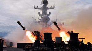 Trung Quốc đã đè được Ấn Độ trên Ấn Độ Dương?