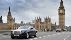 Lái xe ở Anh và chuyện thu phí 'quy ra thóc'