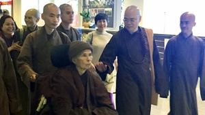 Thiền sư Thích Nhất Hạnh về Việt Nam tịnh dưỡng