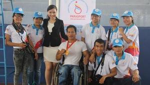 Những người kể chuyện cho thể thao khuyết tật