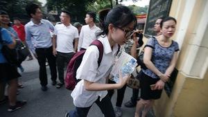 Hà Nội tăng chỉ tiêu tuyển sinh vào lớp 10 công lập