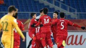 U-23 VN đi vào lịch sử bóng đá Đông Nam Á