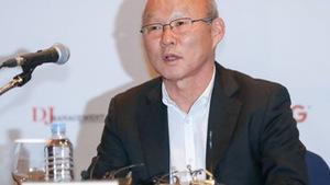 HLV Park Hang Seo gây 'sốt' khi trở về Hàn Quốc