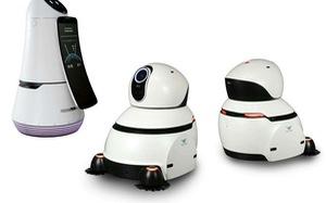 Hãng LG thử nghiệm robot chỉ dẫn, dọn dẹp ở sân bay