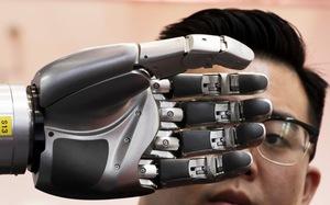 Bất ngờ trước công nghệ robot qua 13 bức ảnh
