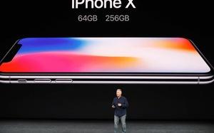 Màn hình iPhone X 'đông cứng' khi ra trời lạnh
