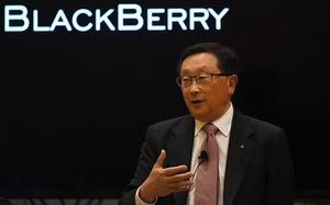 Blackberry trở lại mạnh mẽ, nhưng không phải ở mảng điện thoại