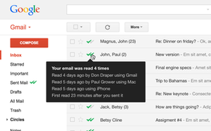 Xu hướng theo dõi việc mở email 'lặng lẽ' gia tăng