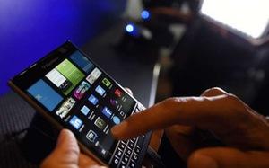 BlackBerry sẽ đóng gian hàng ứng dụng từ 12-2019