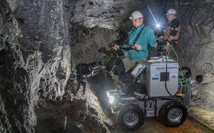 'Thợ mỏ' robot đang ngày một… đông hơn