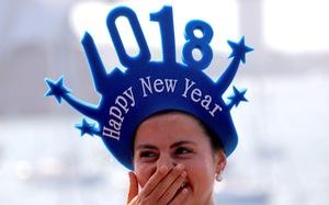 Thế giới đón giao thừa mừng năm mới 2018 ra sao?