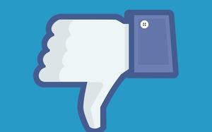 Facebook thử nghiệm biểu tượng tương tự nút 'Dislike'