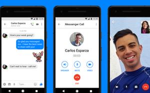 Facebook bổ sung tính năng chat video cho Messenger Lite