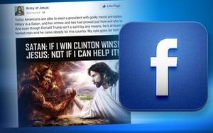 Mỹ công bố hơn 3.000 quảng cáo người Nga mua trên Facebook