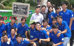 Công ty CP Tôn Đông Á Góp sức cùng xây cuộc sống xanh