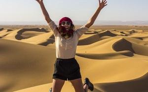8 sa mạc đẹp như tranh vẽ