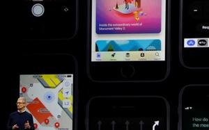 Bản cập nhật iOS 11 cho lưu hồ sơ sức khỏe trên điện thoại