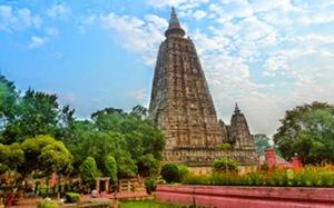 Hành hương đất Phật Ấn Độ, Bồ Đề Đạo Tràng