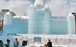 Lễ hội tuyết quốc tế tại Nhật Bản