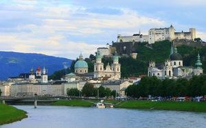 Nốt nhạc tình yêu Salzburg