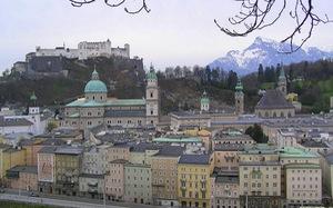 Salzburg mộng mơ