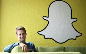CEO Snapchat suy sụp vì vụ hack Sony Pictures