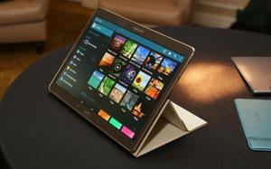 BlackBerry hợp tác Samsung, IBM giới thiệu SecuTABLET