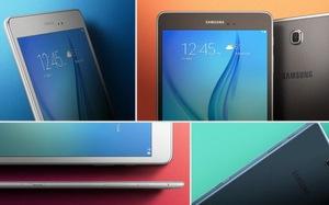Máy tính bảng tầm trung Galaxy Tab A ra mắt