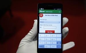 Cận cảnh điện thoại BPhone và chi tiết cấu hình