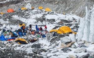 Động đất Nepal làm dịch chuyển núi Everest