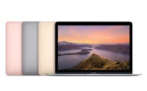 Apple MacBook 12-inch 2016: nâng cấp CPU,thêm màu hồng