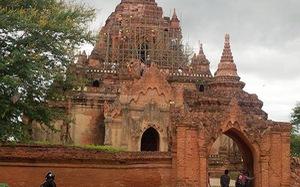 Cố đô Bagan sau động đất