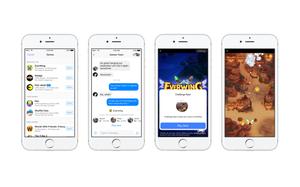 Facebook Instant Game: cùng thi đấu game trong Messenger