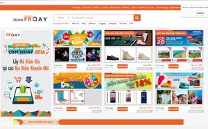 Hơn nửa triệu đơn hàng trong ngày Online Friday