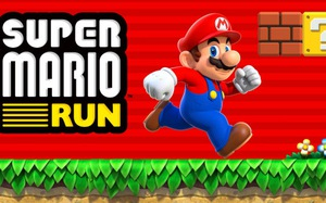 Game hái nấm Super Mario ra mắt, vượt Pokemon Go