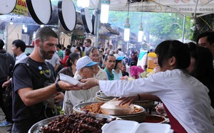 Nửa triệu khách thăm liên hoan ẩm thực Món ngon các nước 2016