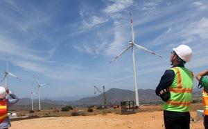 Thêm 4 dự án điện gió