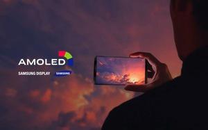 Samsung Galaxy S8: Thiết kế smartphone màn hình chạm ngưỡng vô cực