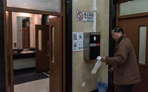 Trung Quốc: ứng dụng công nghệ chống trộm... giấy vệ sinh
