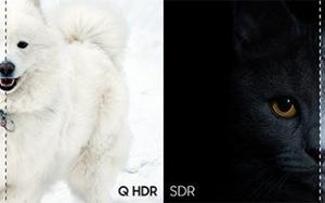 Tại sao dải màu sắc lại là tiêu chí khi chọn mua TV?
