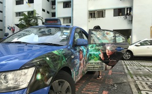 Singapore siết dần Uber, Grab