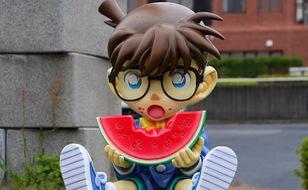 Bảo tàng truyện tranh Thám tử lừng danh Conan tại Nhật Bản