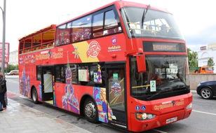 Đến thủ phủ World Cup 2018, đừng bỏ qua 'chiếc buýt sặc sỡ'