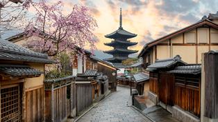 Khám phá Kyoto, cố đô của di sản văn hóa Nhật Bản