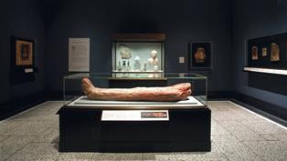 Quá trình ướp xác của người Ai Cập cổ đại
