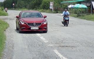 """Cà Mau """"xin"""" trả ủy thác bảo trì đường Hồ Chí Minh"""